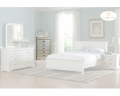 Homelegance Chest in White Marianne EL539W-9