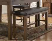 Homelegance Counter Height Bench Kirtland EL-1399-24BH