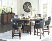 Homelegance Counter Height Dining Set Bayshore EL-5447-36XLSET