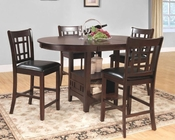 Homelegance Counter Height Dining Set Junipero EL-2423-36SET