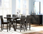 Homelegance Counter Height Dining Set Sherman EL-5375-36SET