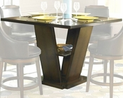 Homelegance Counter Height Pedestal Dining Table Bayshore EL-5447-36