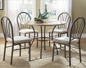 Homelegance Dinette Set Shawnee EL-2512-SET