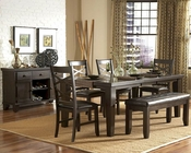 Homelegance Dining Room Set Hawn EL-2438-82SET