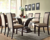 Homelegance Dining Room Set Plano EL-2467-72SET