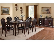 Homelegance Dining Set Agatha EL-2127-112-SET