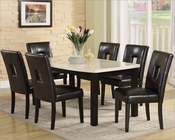 Homelegance Dining Set Archstone EL-3270-60-SET