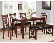 Homelegance Dining Set Brooksville EL-2459-SET