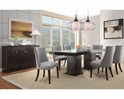 Homelegance Dining Set Chicago EL-2588-92-SET