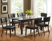 Homelegance Dining Set Clarity EL-2623-72-SET