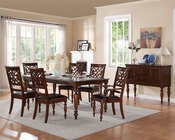 Homelegance Dining Set Creswell EL-5056-78-SET