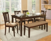 Homelegance Dining Set Devlin EL-2538-60-SET