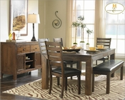 Homelegance Dining Set Eagleville EL-5346-82-SET