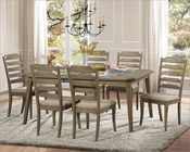 Homelegance Dining Set Geranium EL-5102-SET