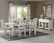 Homelegance Dining Set Kentucky EL-2599W-78-SET