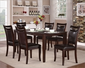 Homelegance Dining Set Maeve EL-2547-72-SET