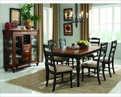Homelegance Dining Set McKean EL-2517-84-SET