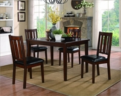Homelegance Dining Set Mosely EL-5103-SET