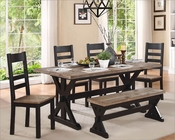 Homelegance Dining Set North Port  EL-5045-72-SET