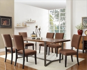Homelegance Dining Set Northwood EL-3438-84-SET