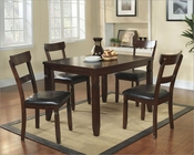 Homelegance Dining Set Oklahoma EL-2469-SET