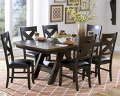 Homelegance Dining Set Rockville EL-5022-78-SET