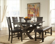Homelegance Dining Set Roy EL-2499DC-90-SET