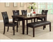 Homelegance Dining Set Thurston EL-2545-68-SET