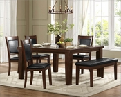 Homelegance Dining Set Weldon EL-2622-SET