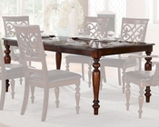 Homelegance Dining Table Creswell EL-5056-78