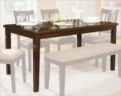 Homelegance Dining Table Devlin EL-2538-60