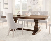 Homelegance Dining Table Marie Louise EL-2526-96