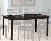 Homelegance Dining Table Market EL-2433-60