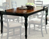 Homelegance Dining Table McKean EL-2517-84