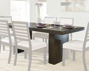 Homelegance Dining Table Miles EL-2455DC-78