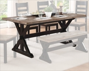 Homelegance Dining Table North Port  EL-5045-72