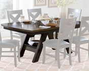 Homelegance Dining Table Rockville EL-5022-78