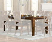 Homelegance Dining Table Silverton EL-2612-82