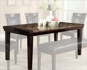 Homelegance Dining Table Thurston EL-2545-68