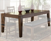 Homelegance Dining Table w/ Butterfly Leaf Kirtland EL-1399-83