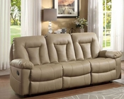 Homelegance Double Reclining Sofa Cade EL-8512TPE-3
