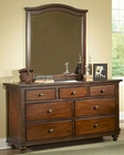 Homelegance Dresser and Mirror Aris EL-B1422-6