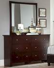 Homelegance Dresser and Mirror Avelar EL2100-56
