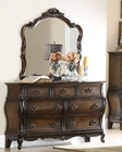 Homelegance Dresser and Mirror Bayard Park EL2274-56