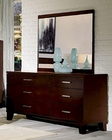 Homelegance Dresser and Mirror Claran EL2219-56
