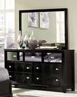 Homelegance Dresser and Mirror Jacqueline EL2299-56
