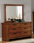 Homelegance Dresser and Mirror Kobe EL2218-56