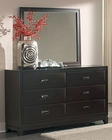 Homelegance Dresser and Mirror Lindley EL2149-56
