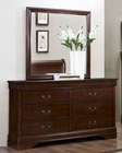 Homelegance Dresser and Mirror Mayville EL-2147-6