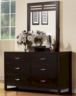 Homelegance Dresser and Mirror Paula II EL1348DC-56